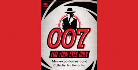 Mini-expo James Bond